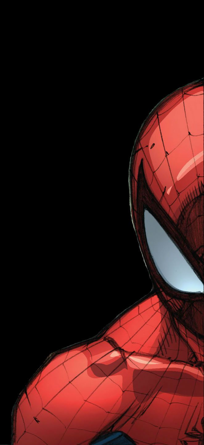 Spider-Man by Joe Madureira
