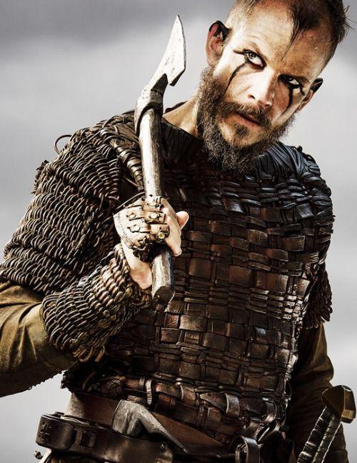 "Gustaf Skarsgård as Floki in Vikings: ""How many more of us must die for your Christians?"""