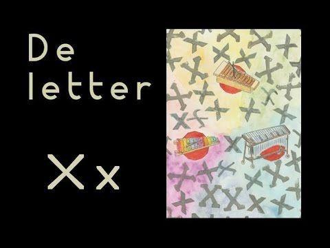 abcKRINGBOEKJE De letter X