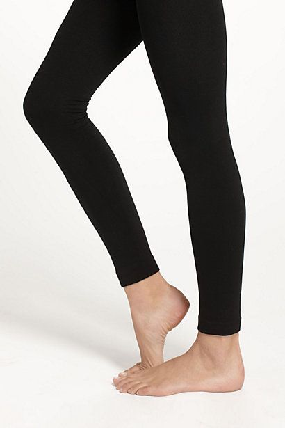 Fleece lined leggings. I don't think I could have gotten through this winter without them!