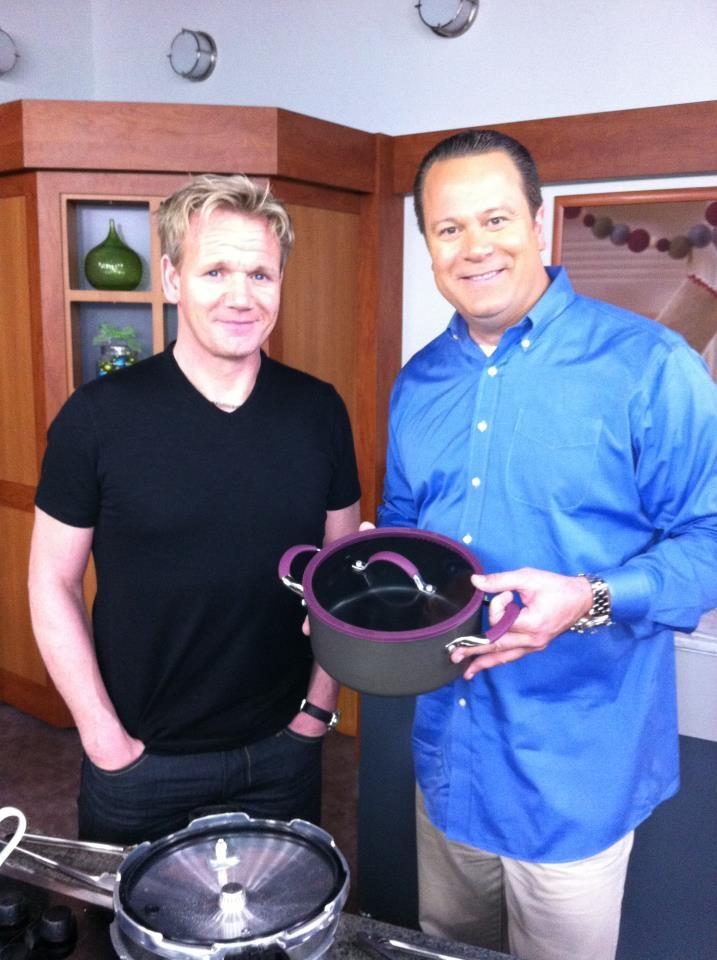 Gordon Ramsay & My Favorite QVC host Dave
