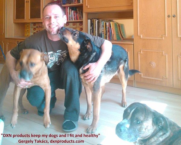 Me and my Ganoderma dogs :) http://dxncoffeemagic.com/my_story