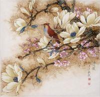 Stile cinese pittura diamante diy strass punto croce kit flower & bird perline ricamo immagine handmade hobby b141