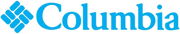 Columbia logo image in jpg format. Size: 1024 x 197 pixels. Category: Fashion and Clothing