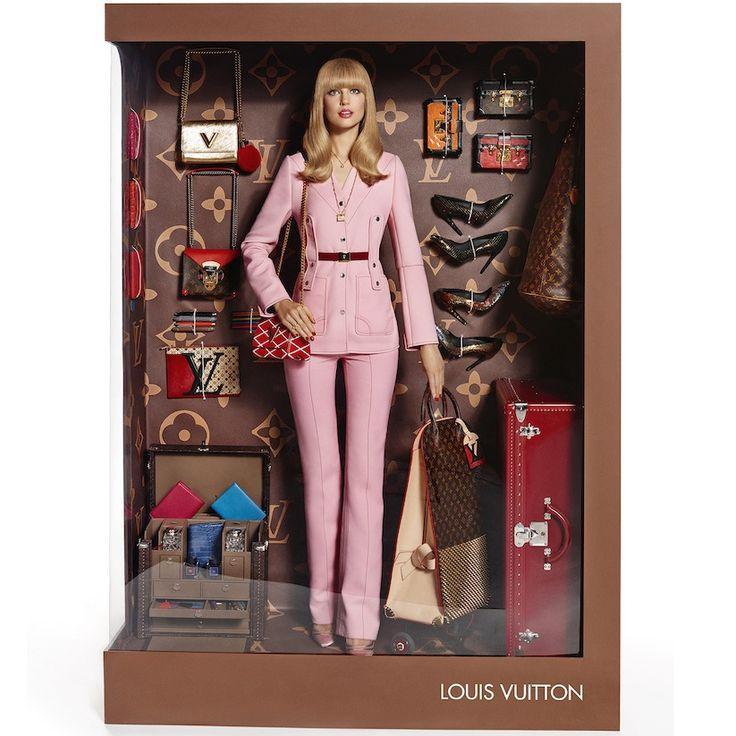 Supermodelos posan como muñecas para Vogue Paris