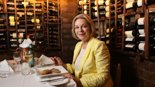 Beppi's: Sydney institution is a family favourite because it delivers veal deal in classic Italian, celebrity food reviewer Ita Buttrose says