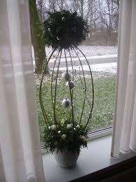 Imagini pentru kerstbloemstuk zelf maken