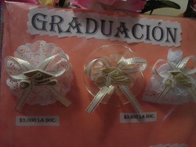 encintados patricia - Encintados graduacion
