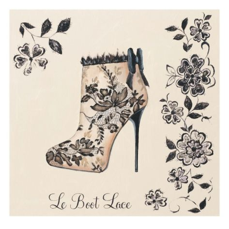 Le Boot Lace Giclee Print by Marco Fabiano at eu.art.com