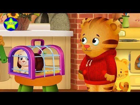 Daniel Tigre do Brasil | Desenhos animados para crianças | em Portugues | compilação #3 - YouTube
