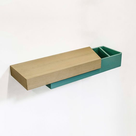 11 best Vide poche entrée images on Pinterest Wall mounted shelves - meuble vide poche design