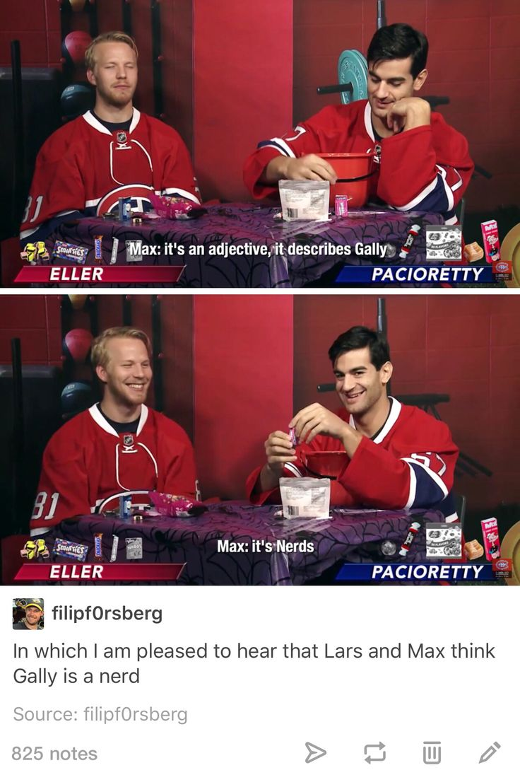 Patches and Eller making fun of BGally.