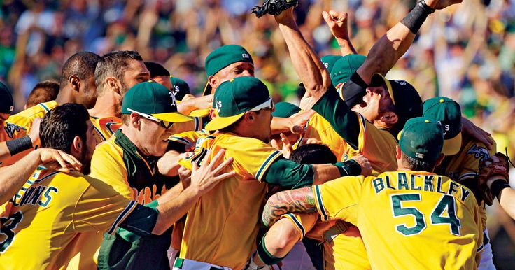 Billy Beane's Ascendant A's Are Playing a Brand-New Brand of Moneyball