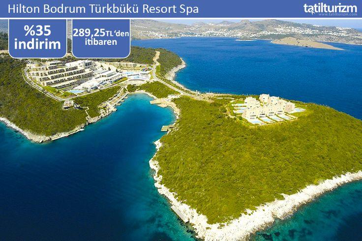 Bodrum'da harika bir konumda bulunan Hilton Bodrum Türkbükü Resort Spa'da denize sıfır tatilin tadını 289 TL'den başlayan fiyatlarla çıkarın.