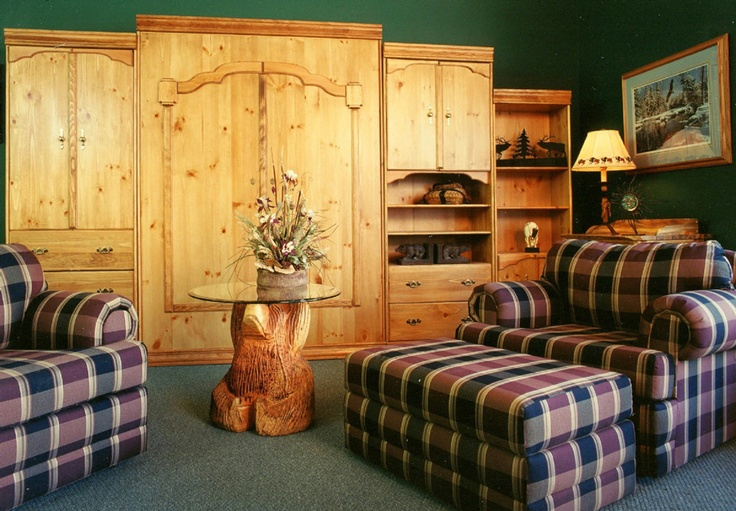 1000 images about WallBeds & Murphy Chest Beds on