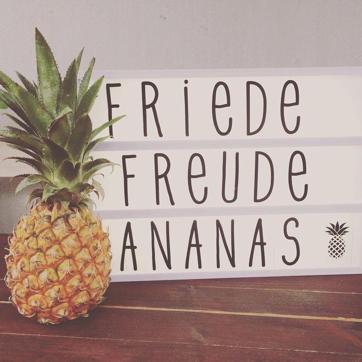 Endlich Wochenende! #wochenende #weekend #ananas #pineapple ##ilovepineapples…