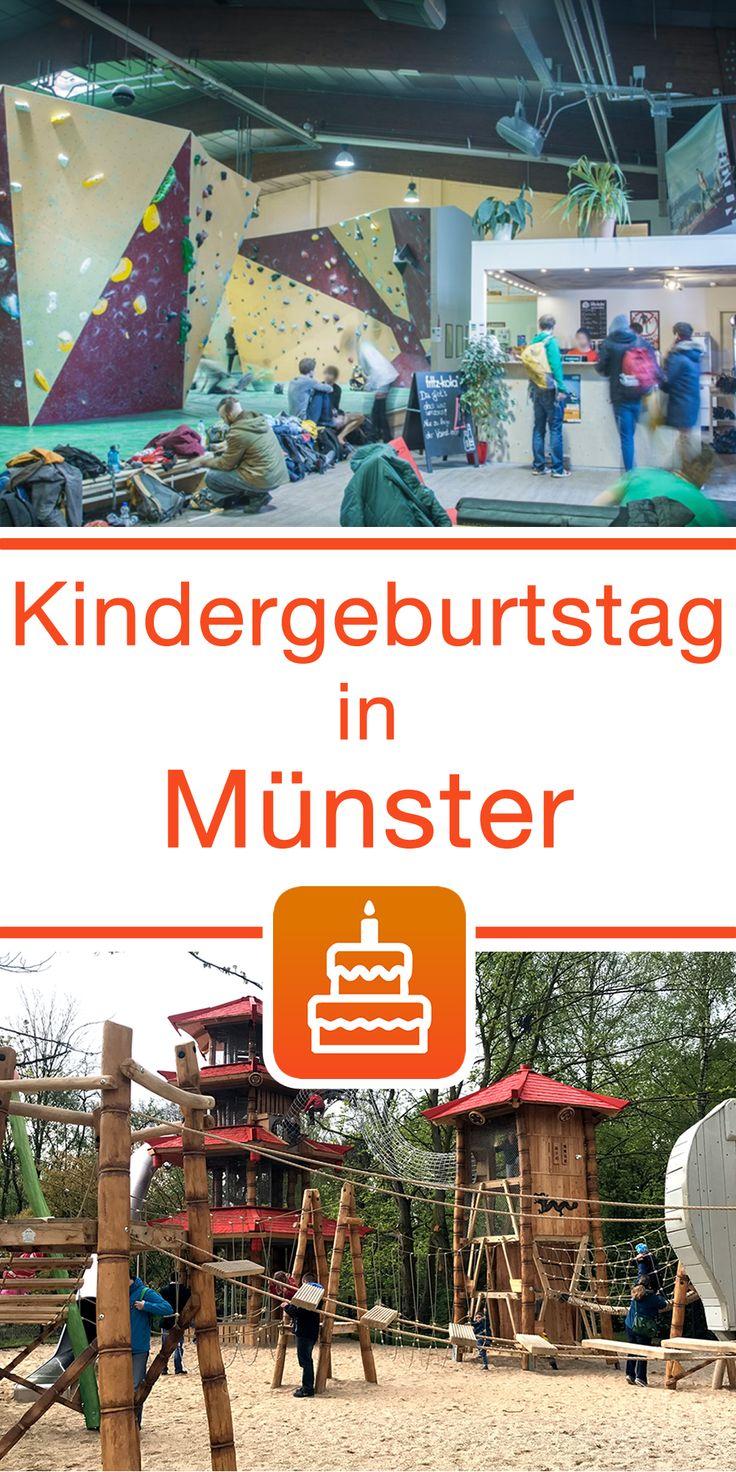 Unique Veranstalter von Kindergeburtstagen in M nster