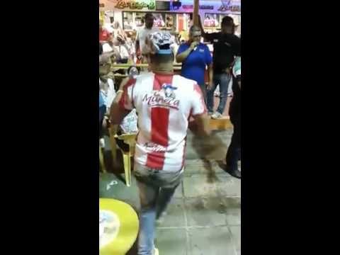 Barranquillero Bailando Champeta Africana - YouTube