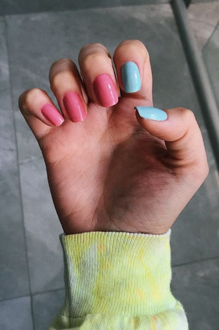 Harry Styles Nails Fine Line Inspiration In 2020 One Direction Nails Fashion Nails Cute Acrylic Nails