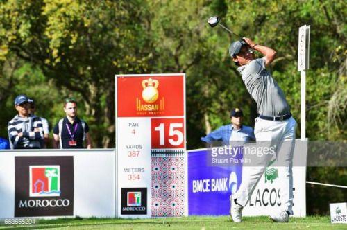 04-14 RABAT, MOROCCO - APRIL 14: Matteo Manassero of Italy tees... #cuinaes: 04-14 RABAT, MOROCCO - APRIL 14: Matteo Manassero of… #cuinaes
