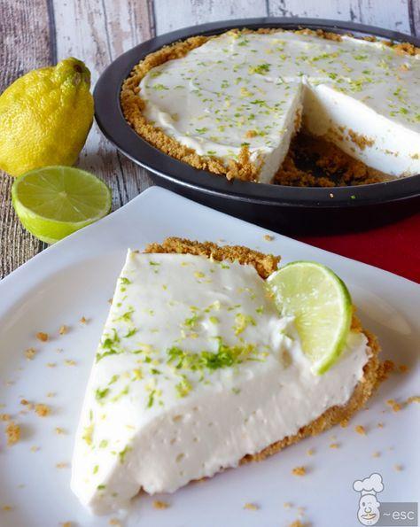 ( ^o^ ) Tarta de queso cremosa sin horno (sin gelatina ni cuajada ni nata)