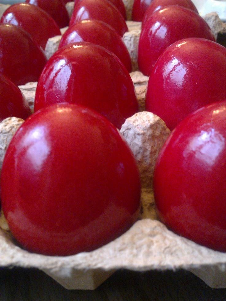 greek orthodox easter egg