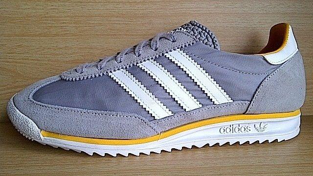 #adidassport Kode Sepatu: Adidas SL 72 Grey White |  Ukuran Sepatu: 37 , 38 | Harga: Rp. 575.000,- Tertarik ? Hub : 0831-6794-8611