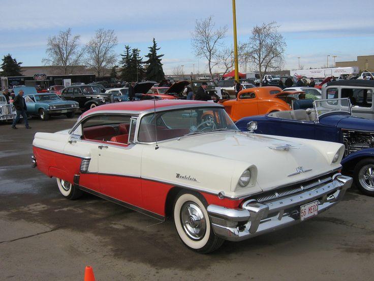 1956 mercury montclair 4 door hardtop classic marques for 1956 mercury montclair phaeton 4 door hardtop
