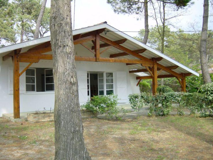 Location vacances maison Biscarrosse Plage: exterieur