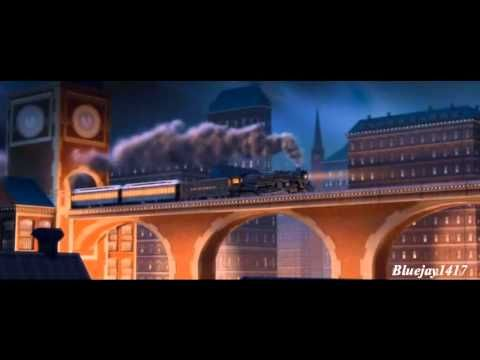 "Josh Groban singing ""Believe"" from The Polar Express"