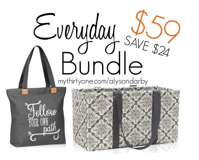 """Thirty One August Specials"" by darbybags on Polyvore"