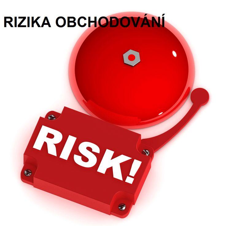 Obchodování na burze nese sebou spoustu rizik, které na první pohled nemusejí být viditelné. Rizika obchodování na burze si shrneme společně v článku.
