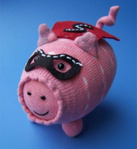 Sock pig | Crafts | Pinterest | Sock and Pigs