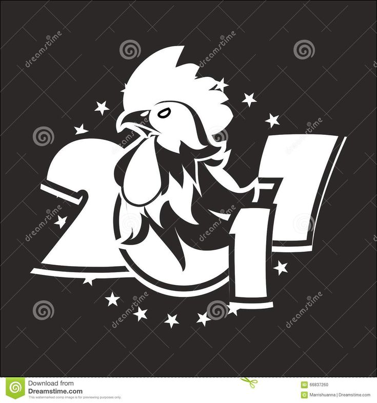 Year Of The Rooster Logo - Download From Over 43 Million High Quality Stock Photos, Images, Vectors. Sign up for FREE today. Image: 66837260