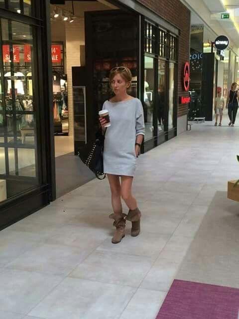 Dress MOON - Sisters #sukienka #miniskirt #minidress #dress #shopsisters.eu #sisters #sukienkadresowa