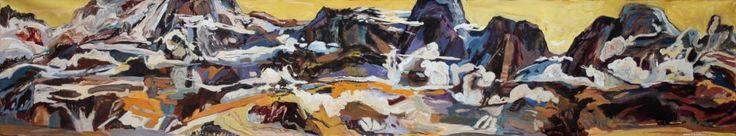 Evening Convections Establish a Constant, David Alexander @ Peter Robinson Gallery