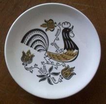 Royal China Good Morning Rooster 2 Bread& Butter Plates - Royal China