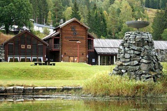 Norwegian Ski Museum - Morgedal, Norway