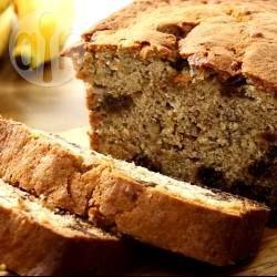 Cake banane et chocolat @ allrecipes.fr