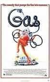 Gas (1981). [R] 94 mins. Starring: Philip Akin, Susan Anspach, Peter Aykroyd, Sandee Currie, Michael Hogan, Alf Humphreys, Keith Knight, Howie Mandel, Sterling Hayden, Helen Shaver, Donald Sutherland and Dustin Waln