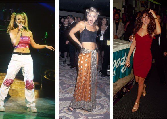 Love this list! I just love to see trends from the past <3  From Courtney Love To The Spice Girls: Shop The Looks Of Your Favorite '90s Music Icons