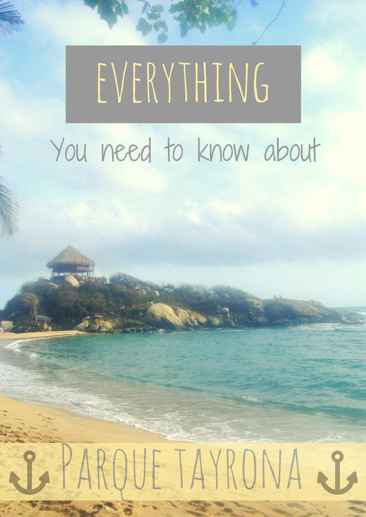 Fancy going to unspoilt paradise otherwise known as Parque Tayrona National Park? Here's everything you need to know.