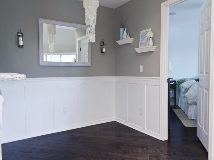 Diy Dining Room Wainscoting Formal