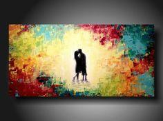 original art painting JMJARTSTUDIO Original by JMJARTSTUDIO, $319.00