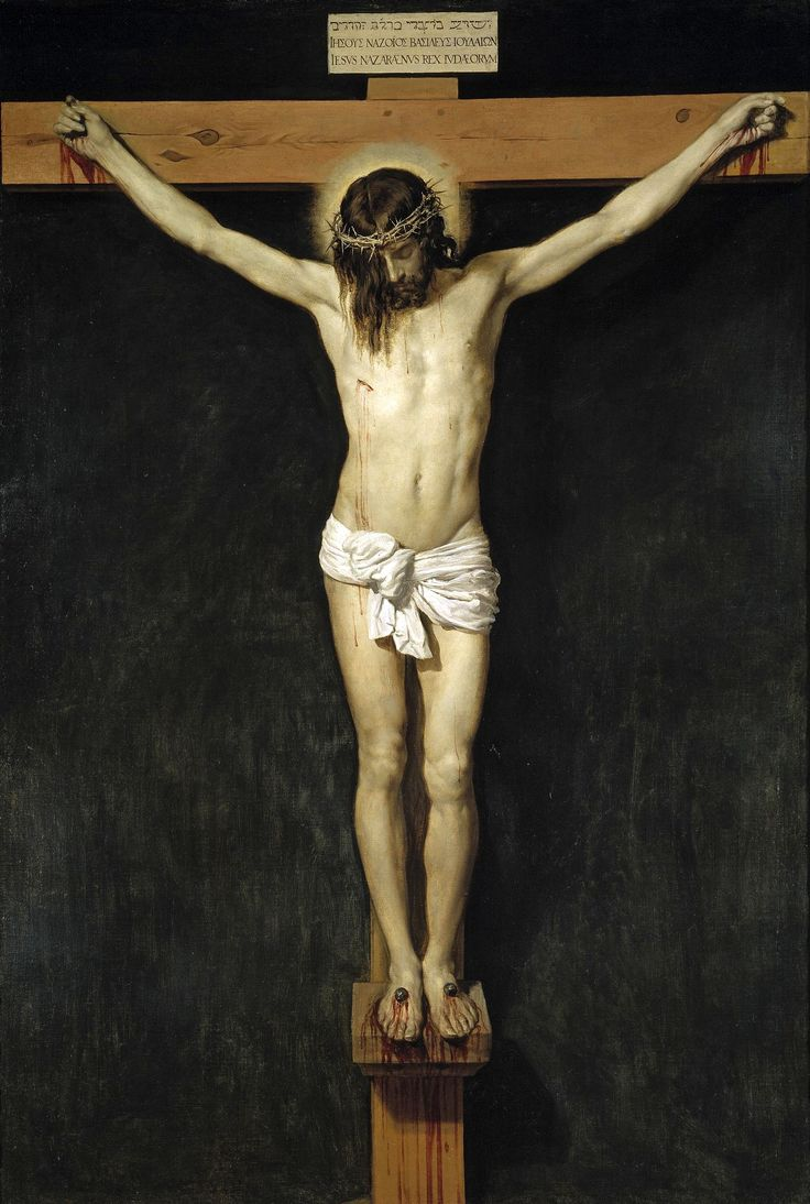 "velazquez crucifixion | Cristo crucificado"" de Velázquez"