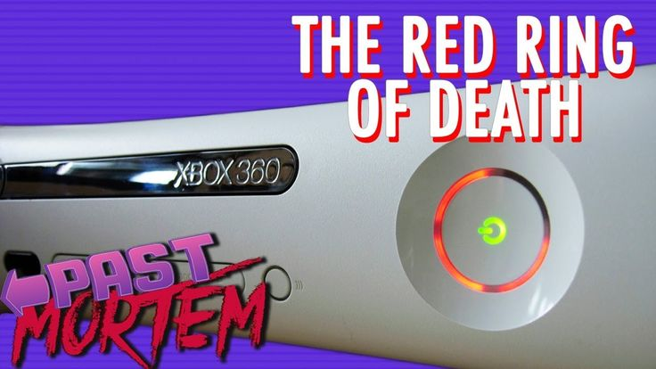 History of the Xbox 360 Red Ring of Death