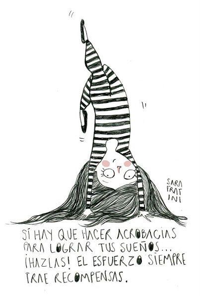 Pinzellades al món: Les il·lustracions de Sara Fratini: sensibilitat, humor i tendresa http://www.gorditosenlucha.com/