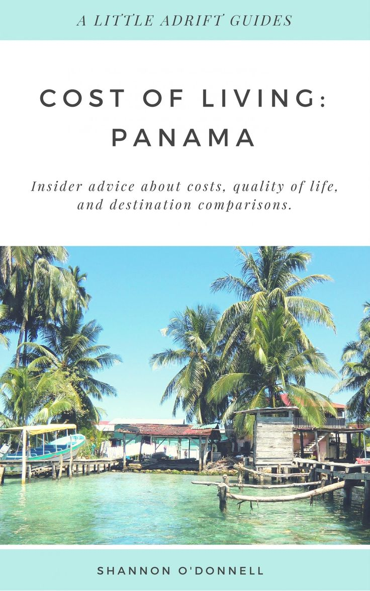 Cost of living in panama 2020 in 2020 cost of living