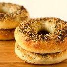 The absolute best bagel recipe!