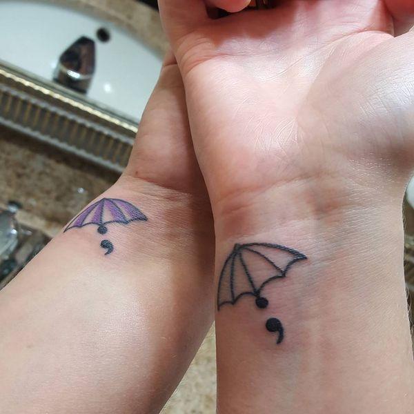 Semicolon Tatuaje Significado Y Disenos Tatuaje Punto Y Coma